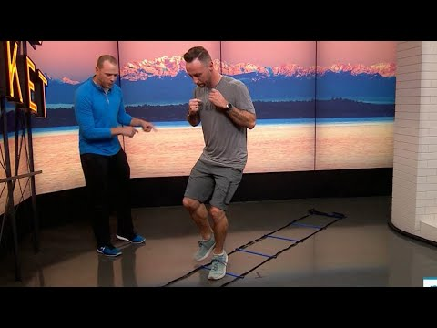 Seattle Sounders inspired plyometric and agility exercises - Get Fit! - New Day NW