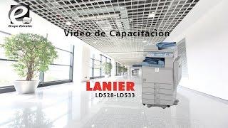 Video Capacitacion LD528 LD533