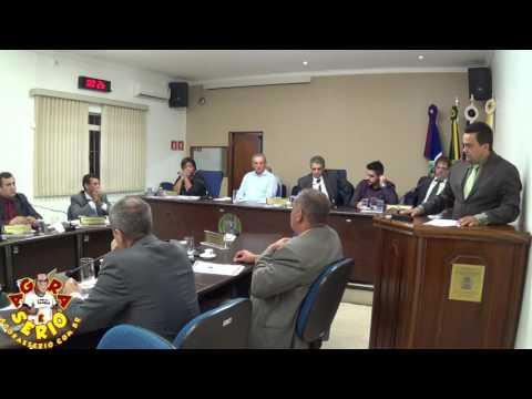 Tribuna Vereador Marlos dia 14 de Fevereiro de 2017