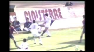 Albacete 0 - Barcelona 2. Temp. 92/93. Jor. 25