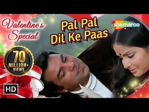 Download Pal Pal Dil Ke Paas (HD) | Blackmail | Dharmendra & Rakhi | Bollywood Evergreen Hits | Kishore Kumar HD Mp4 3GP Video and MP3