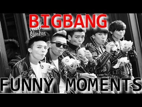 BIGBANG FUNNY MOMENTS #1