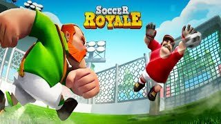 Soccer Royale 2018 - Android Gameplay (Beta Test)