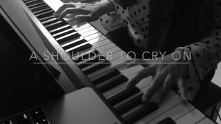A Shoulder To Cry On - Tommy Page (Piano Cover)