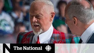 'Divisive' comments cost Don Cherry his job