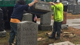 Muslims Organize Fundraiser For Vandalized Jewish Cemetery