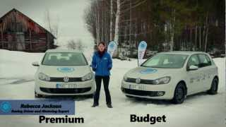 Budget vs Premium tyres test