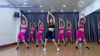 Bài tập aerobic có lời hô