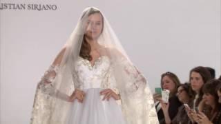 Christian Sirianos Spring 2017 Bridal Collection