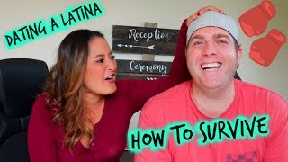 Dating A Latina- How To Survive