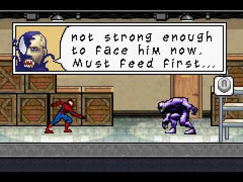 ultimate spider man gba cheat codes