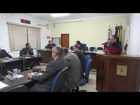 Tribuna Vereadora Cida Nunes dia 4 de Junho de 2019