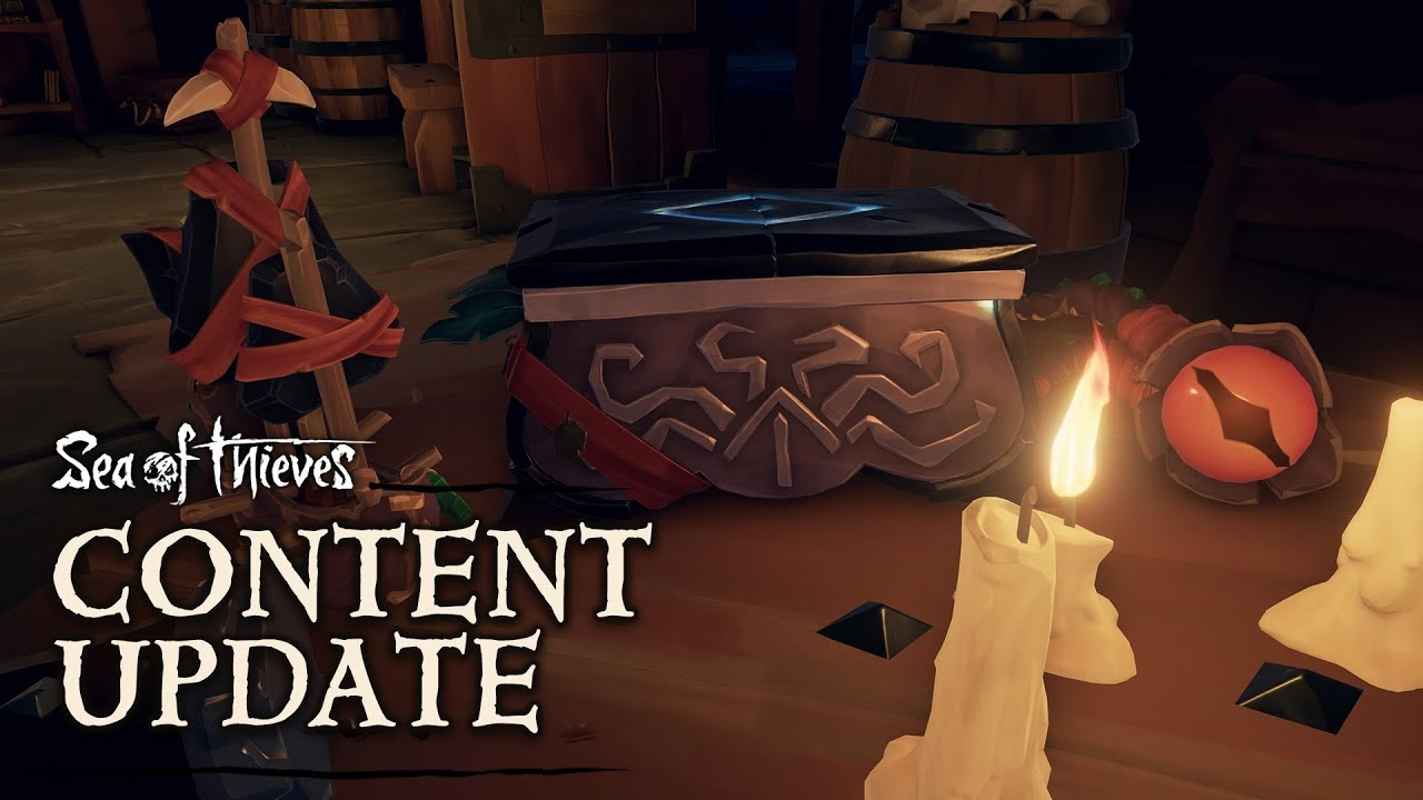 Sea of Thieves lancia la nuova Update gratuita Dark Relics