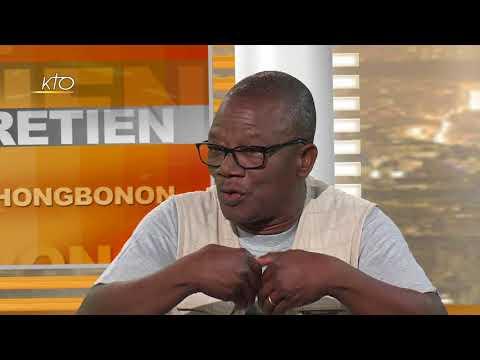 Entretien avec Grégoire Ahongbonon