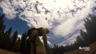 Smokejumpers: Fire in the Blood