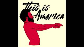 Fisher Vs Childish Gambino   Losing It This Is America |Mashup Riky Carmona|