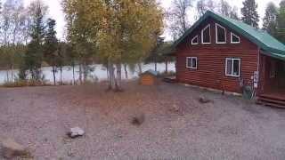 Bob's Cabin Soldotna Alaska