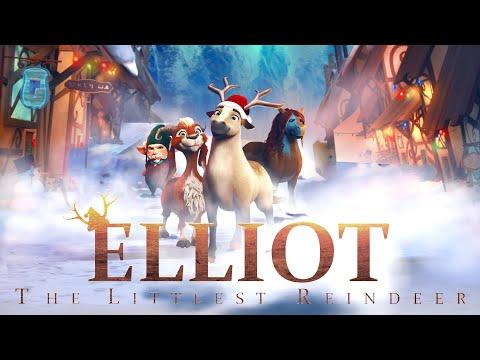 Watch the trailer of 'Elliot: the littlest reindeer'