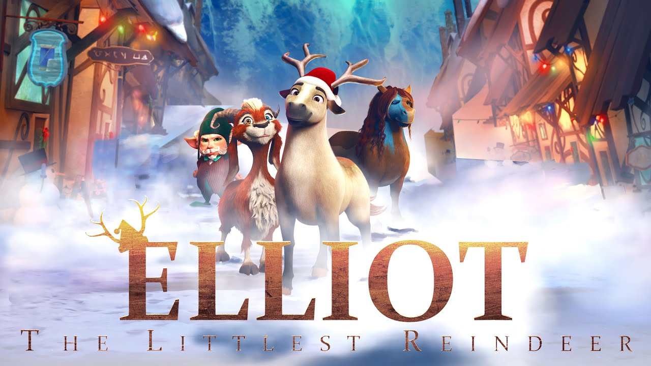 >Elliot: The Littlest Reindeer - Official Trailer