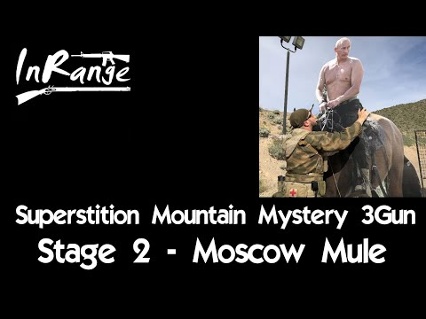 SMM3Gun – Stage 2 – Moscow Mule