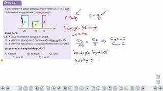 Eğitim Vadisi TYT Fizik 6.Föy Basınç 1 Konu Anlatım Videoları