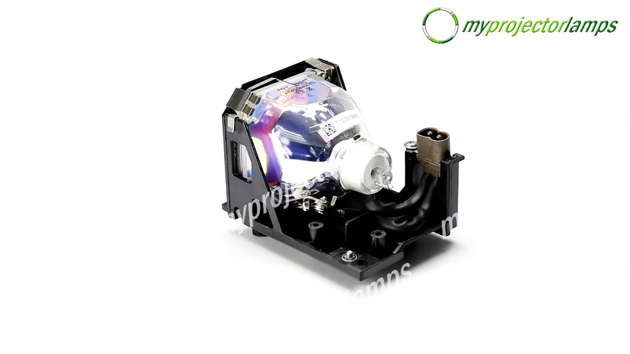 Epson EMP-S1h Projector Lamp with Module