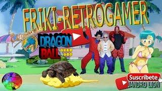 "Friki-Retrogamer especial ""Dragon Ball"". #frikiretrogamer #jandrolion #dragonball"