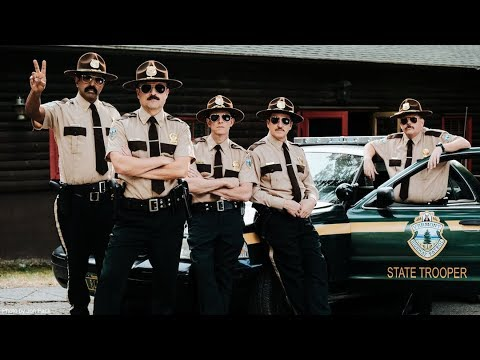 SUPER TROOPERS 2 – Official Teaser – Shave The Date: 4.20.18