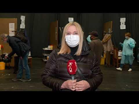 Ekipa TV  Rai uno napravila  reportažu o vakcinaciji u Smederevu