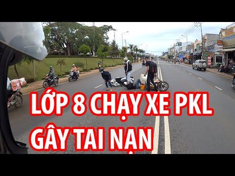 Lớp 8 chạy xe gây tai nạn và VĂN HÓA VA CHẠM GIAO THÔNG (phần cuối)