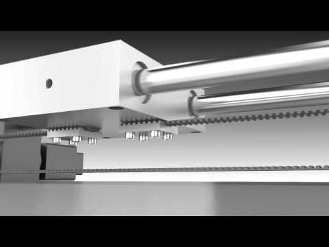 Norelem - Hidkom Triger Kayış Tahrikli Hareket Sistemleri