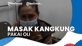 Satu Keluarga di Sumedang Keracunan karena Masak Kangkung Pakai Oli, Korban: Rasanya Sih Biasa Saja