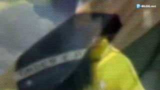 BRASIL   Coração Verde E Amarelo  2010 