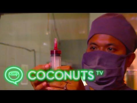 Video Hospitalis   Jakarta's infirmary-themed restaurant   Coconuts TV