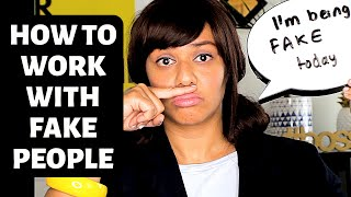Fake people alert: How to work with fake nice diplomats (instantly) #bossdiplomat