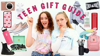 50+ BEST GIFTS IDEAS FOR TEENS!  | Teen Gift Guide 2020