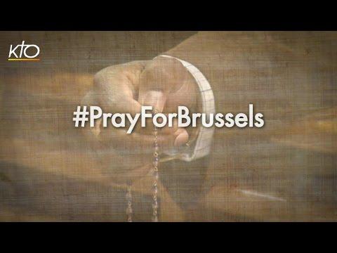 #PrayForBrussels : Père Thierry Monfils