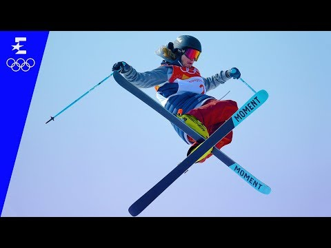 Freestyle Skiing | Men's Ski Halfpipe Highlights | Pyeongchang 2018 | Eurosport
