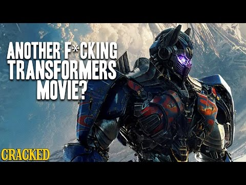 Another F*cking Transformers Movie?