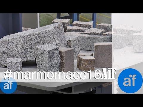 Marmomacc 2016 - Le novità per l'industria lapidea