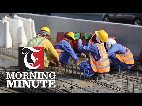 Morning Minute - Omanisation drive in private sector
