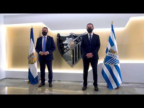 Patrocinio Málaga CF