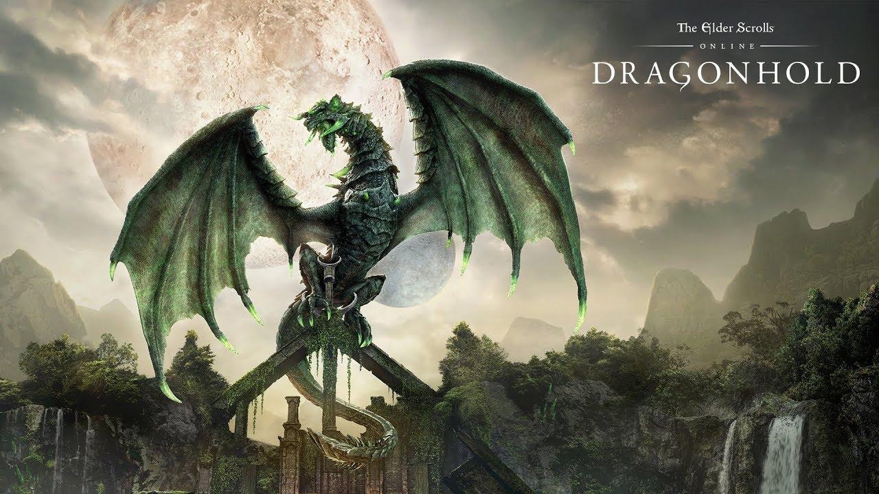 ESO Dragonhold adesso e' disponibile su tutte le piattaforme