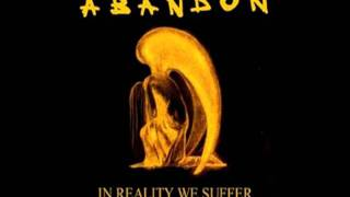 abandon - will gladly perish