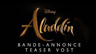 ALADDIN (2019) | Première Bande-Annonce VOST | Disney BE