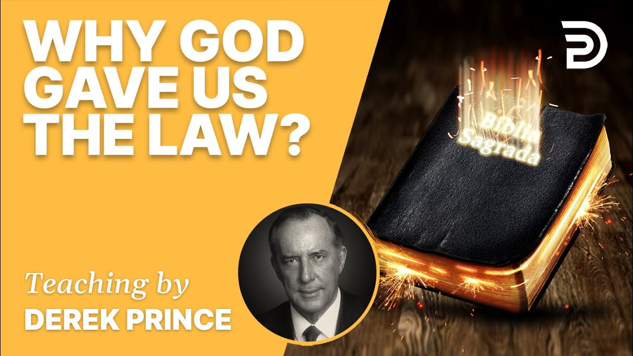 YouTube thumbnail for Why God Gave Us The Law