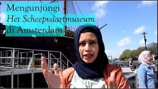 Het Scheepvaartmuseum, Amsterdam