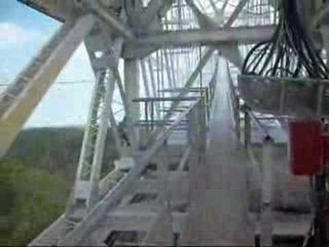 Arecibo Observatory Platform Tour
