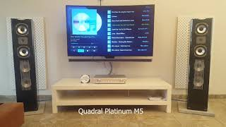 Quadral Platinum M5  vs Focal Aria 936