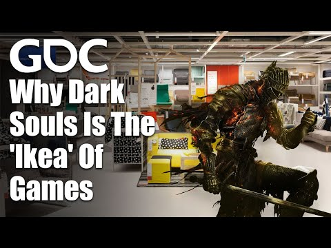 Why Dark Souls Is The 'Ikea' Of Games